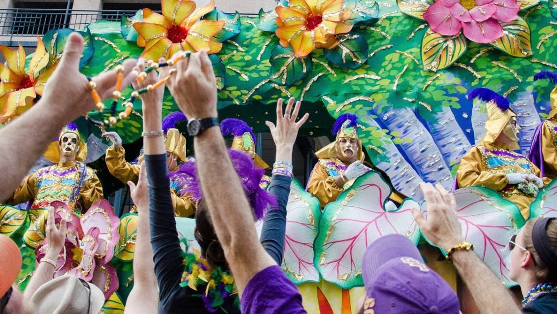 Mardi Gras Safety Tips