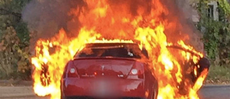 Vehicle Fire Safety