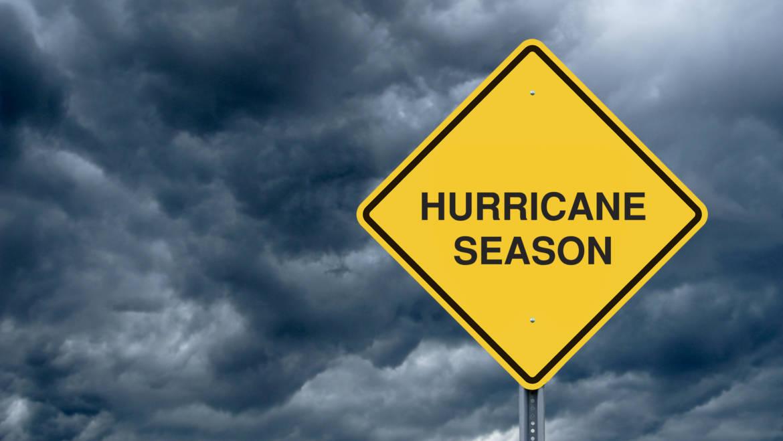 Hurricane Season is Here