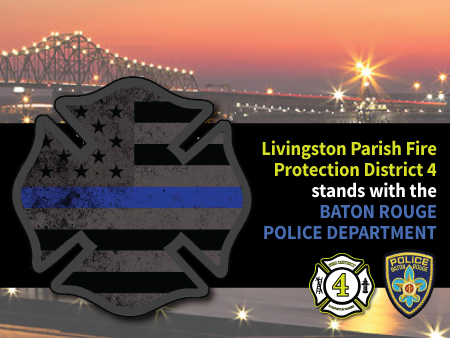 LPFPD4 Shows Support