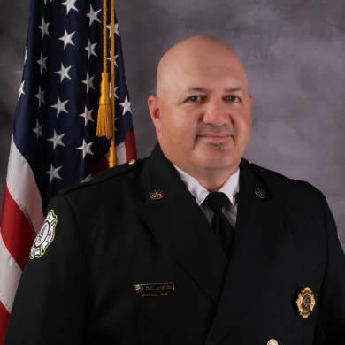 Deputy Chief Trey Jackson