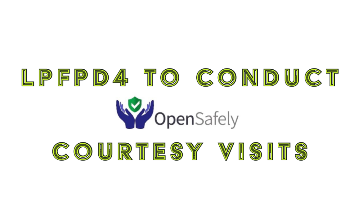 LPFPD4 conducts OpenSafely visits